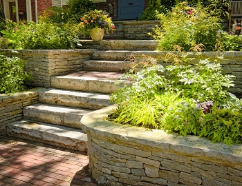 DeLorenzo Landscaping Schenectady NY - Hardscaping - Small